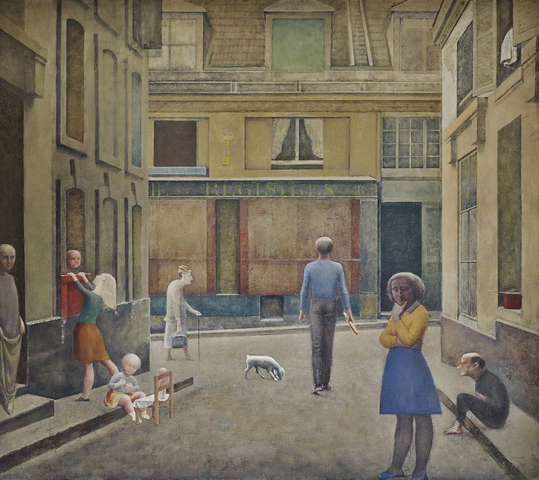 Balthus Mark Niedermann