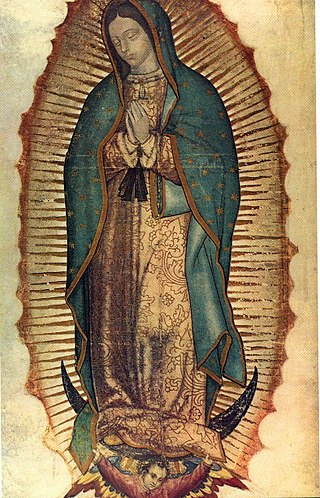 Vierge guadalupe